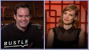 Jessica Chastain, Bill Hader and the 'It Chapter Two' Cast Play Horror Trivia [Video]