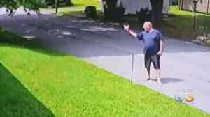 Pennsylvania Man Makes Gun Gesture Towards Neighbor, Faces Charges [Video]