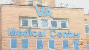 Senator Joe Manchin Visits VA Medical Center [Video]