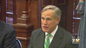 Governor Abbott Holds First Domestic Terrorism Task Force Meeting In Austin [Video]