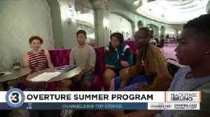 Backstage with Bruno: Overture summer program [Video]