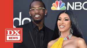 Cardi B Reveals Offset A&R'ed Most Of 'Invasion Of Privacy' Features [Video]