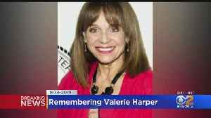 'Mary Tyler Moore,' 'Rhoda' Star Valerie Harper Dies At 80 After Battle With Cancer [Video]