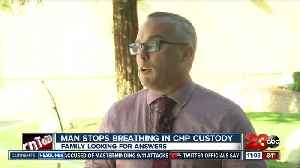 Family speaks out about man involved in Highway 58 closure [Video]