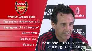 Premier League match preview: Arsenal v Tottenham [Video]