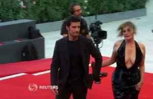 Stars walk red carpet for Polanski's Dreyfus Affair movie in Venice [Video]