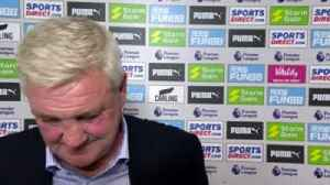 Bruce delighted with Newcastle response [Video]