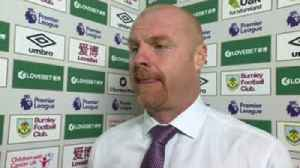 Dyche: They punished us [Video]