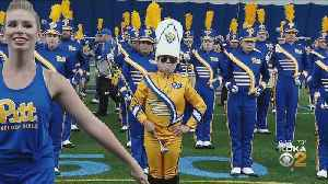 First Female Head Drum Major Ready To Lead Pitt Band [Video]