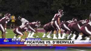 High School Football: Picayune vs. D'Iberville [Video]