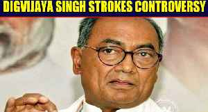 Digvijaya Singh alleges BJP and Bajrang Dal taking money from Pakistan's ISI | Oneindia News [Video]