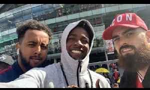 Arsenal v Tottenham Live Team Reaction Ft Lumos, Turkish & Livz [Video]