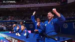 World Judo Championships: Japan crowned World Mixed Team Champions once again. [Video]