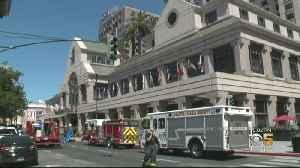 News video: 9 Hospitalized After Apparent Hazmat Suicide At SJ's Fairmont Hotel