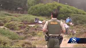 Park rangers addressing homeless issue at Fort Ord State Park [Video]