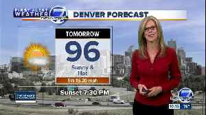 Saturday night forecast for your holiday weekend [Video]
