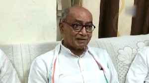 Congress' Digvijaya Singh's statement on BJP, Pak spies & ISI sparks storm [Video]