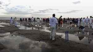 Quirky British tradition: Cricket in the Solent [Video]