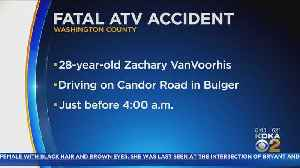 Washington Co. ATV Accident Kills 28-Year-Old Man [Video]