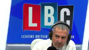 Maajid Nawaz Challenges Caller On The Government Ignoring Parliament [Video]