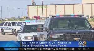 Six People Killed, 24 Injured In Mass Shooting In West Texas [Video]