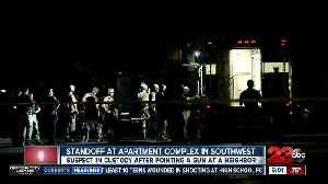 One man arrested after standoff with BPD Saturday night [Video]