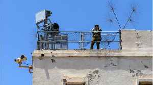 News video: Israel, Hezbollah Exchange Border Fire