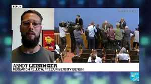 German far-right surge: What future for Merkel's coalition? [Video]