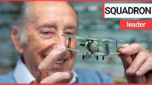 Former RAF engineer has spent 60 years building models of every plane flown by the air forc [Video]