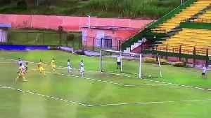 Joel Contreras, la nueva joya de las inferiores del Atlético Bucaramanga 2 [Video]