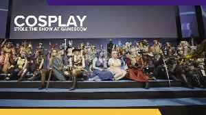 Cosplayers brought the fire at this year's Gamescom [Video]