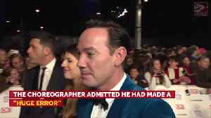 Craig Revel Horwood apologises to Stacey Dooley and Kevin Clifton [Video]