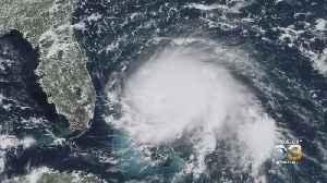 Mandatory Evacuations Underway In Parts Of Florida, Georgia As Hurricane Dorian Creeps Closer To US Coast [Video]