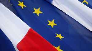 French and EU flags compulsory in classrooms as France goes back to school [Video]