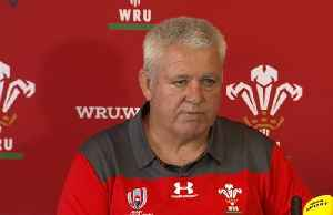 """I think it's good enough to win"" - Wales coach Gatland on World Cup chances [Video]"