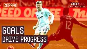 The Long Road To Going Pro | Audi Goals Drive Progress with DC United's Chris Durkin [Video]