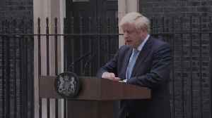 Boris Johnson insists he does not want a general election [Video]