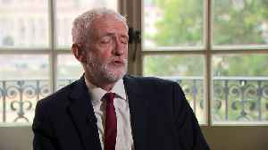 Corbyn confident of MPs' support for Brexit legislation [Video]
