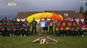 Play Bal! Cricket Club Crushes World Record By Playing Game Non-Stop For 7 Days! [Video]