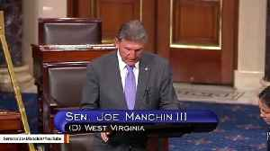 Report: Joe Manchin Not Running For West Virginia Governor, Will Stay In Senate [Video]