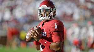 Jalen Hurts Dominates in Oklahoma Debut Becoming Season's Early Star [Video]