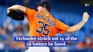 Justin Verlander Celebrates 3rd No Hitter [Video]