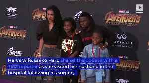 Kevin Hart Undergoes Surgery After Car Accident [Video]