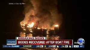 Bodies recovered after California boat fire [Video]