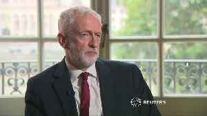 UK Labour leader Corbyn: I am ready to fight an election [Video]