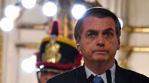 Brazil's President Might Miss A Meeting On Rainforest Fires He Called [Video]