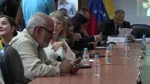Guaidó autorizará uso de satélites para ubicar grupos armados [Video]