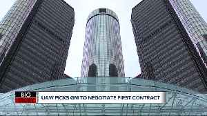 UAW members vote to authorize strikes at Ford, GM and FCA amid contract negotiations [Video]