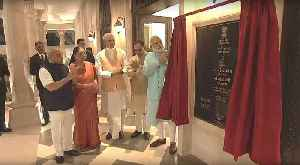PM Modi inaugurates Garvi Gujarat Bhavan in Delhi, reminisces old times [Video]