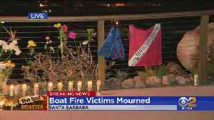 Boat Fire Victims Mourned As Rescue Operation Continues Off Ventura Coast [Video]